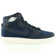Mens Nike Air Jordan 1 KO AJKO High OG Basketball Trainers Size UK 8.5 EUR 43