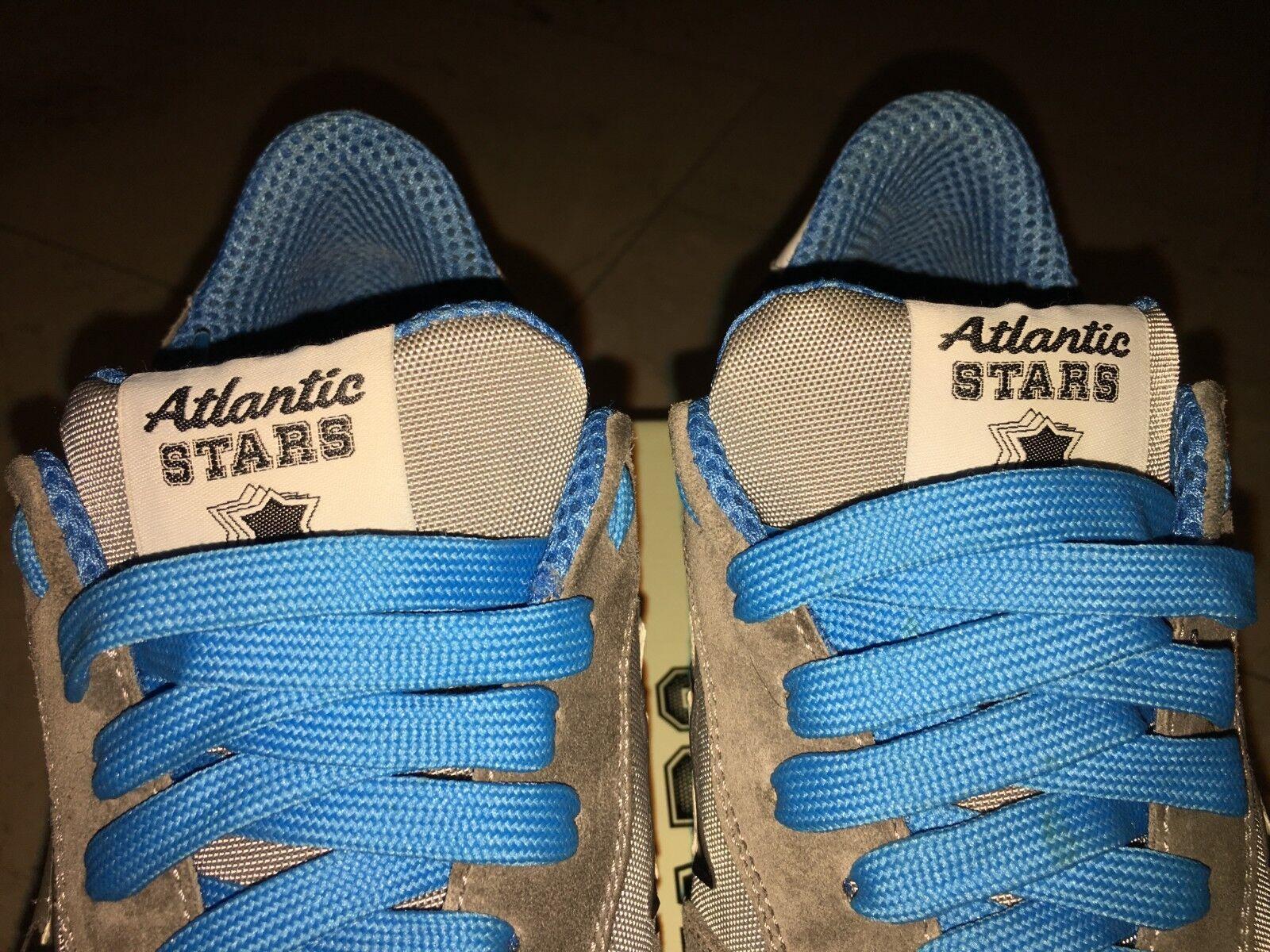 ATLANTIC STARS mod. ANTARES Cement Cement Cement argento scarpe uomo taglia 43 perfette new   | Esecuzione squisita  ea0ad7