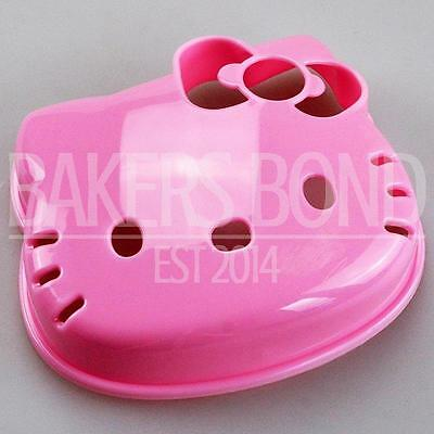 Hello Kitty Sandwich Toast Cutter Bread Mould School Sandwich Box Crust Remover