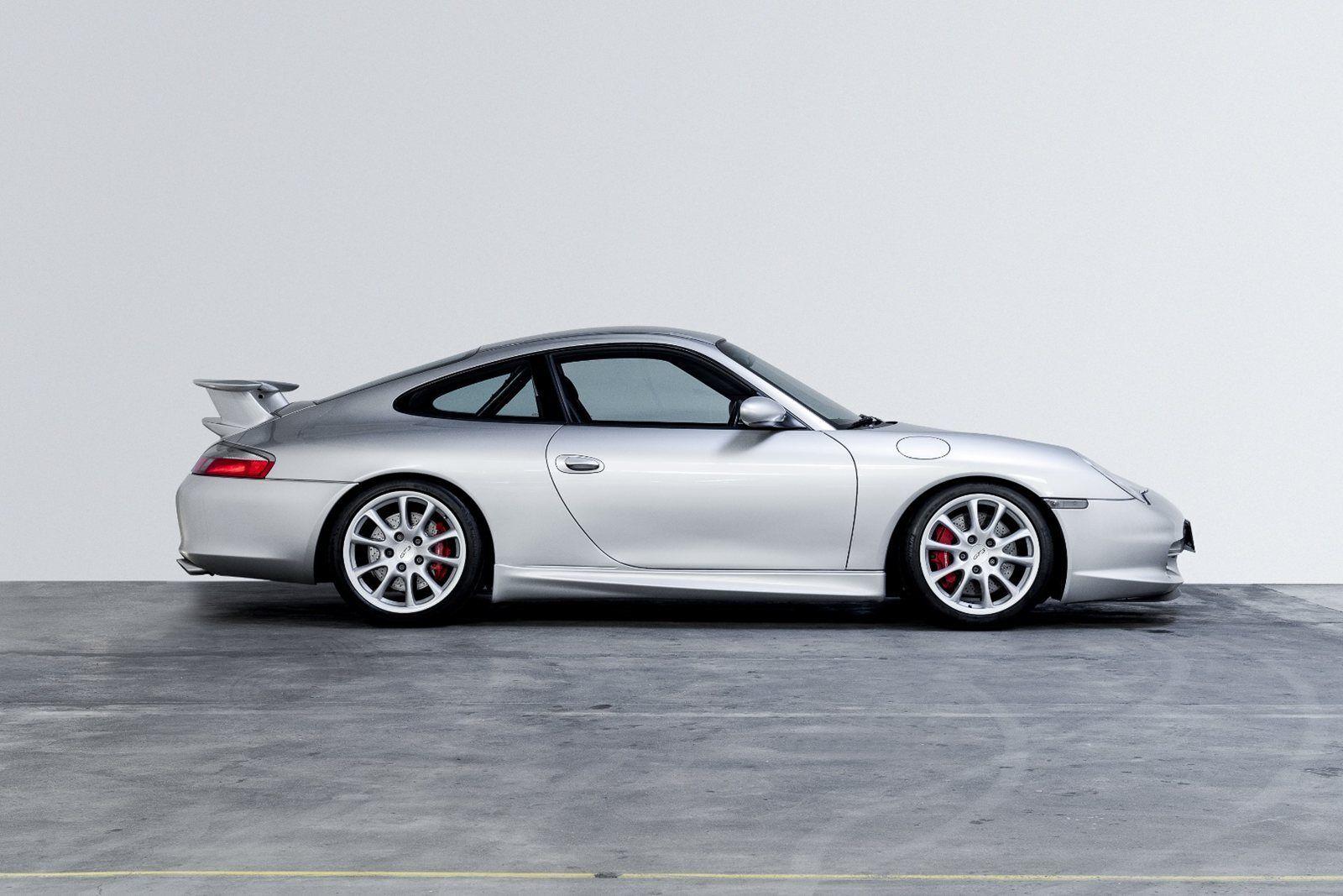 Porsche 911 GT3 3,6 Coupé Clubsport 2d - 649.000 kr.