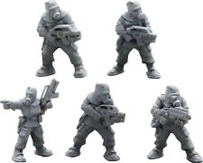 Imperial Guard Warhammer 40K WH40K 28mm Unpainted Wargames
