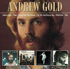 Andrew Gold/What's Wrong with This Picture?/All This and Heaven Too/Whirlwind...