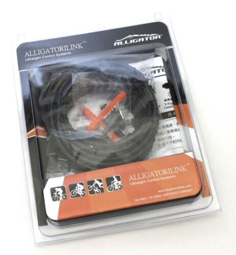 New Alligator I-Link cable set kit Black Shimano compatible Road Brake 5mm