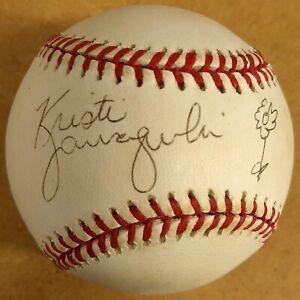 Kristi-Yamaguchi-Autographed-Rawlings-OAL-Baseball-USA-Olympics-Gold-Medal