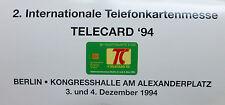 TK Telefonkarte/Phonecar Folder Set 3 Karten Telecard Berlin O2000 und P23 + P24
