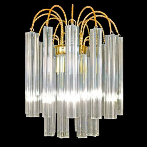 Antique Vintage French and Italian Crystal Chandeliers and Lamps – Italian Crystal Chandelier