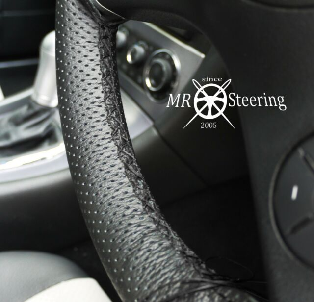 Fits Volvo P1800 Perforated Leather Steering Wheel Cover