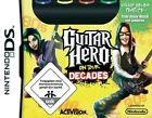 Guitar Hero On Tour Decades mit Guitar Grip Nintendo DS Neu/Ovp