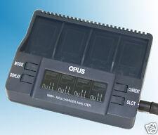 9V Battery Charger Tester Analyzer NiMH NiCd 7.2V 8.4V 9.6V PP3 6F22 Opus BT-C96