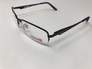 68725040309c Image is loading Quiksilver-Eyeglasses-Glide-4500124759-Black-Metal-Frame -57-