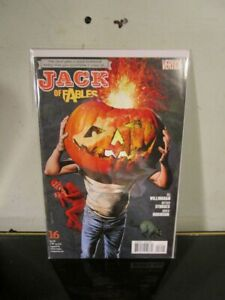 Jack-of-Fables-16-DC-comics-BAGGED-BOARDED