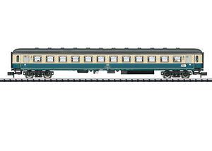 Minitrix-Trix-N-15461-Schnellzugwagen-034-IC-611-Gutenberg-034-der-DB-NEU-OVP