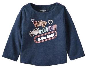 NWT Garanimals Toddler Infants Girls Long Sleeve T-shirt Size 5T