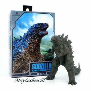 Neca 65th Godzilla King Of The Monsters 2019 Action Figure 7 Deluxe Collection 718689660032 Ebay