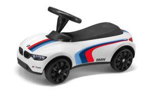 Original BMW Baby Racer III Motorsport Rutschauto Rutscherfahrzeug 80932413198