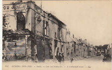 CPA GUERRE 14-18 WW1 SENLIS 161 LL le point du jour
