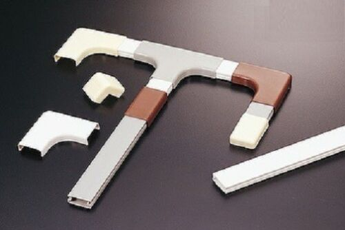 """Connettori tipo /""""T/"""" adatto per Cavo Canale 31,8x11mm"""