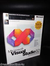 Visual Basic 6.0 Professional Studio Pro 6 FoxPro C++ FULLVER + KEYCODE = 10 CDs