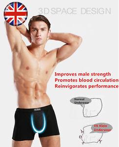 Cock enhancering underwear