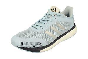 Dettagli su Adidas Donna Response Spinta + Corsa Scarpe da Ginnastica BB2987