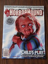 HORROR HOUND FALL 2016 ANNUAL SPECIAL EDITION US MAGAZINE CHUCKY CHILDS PLAY^