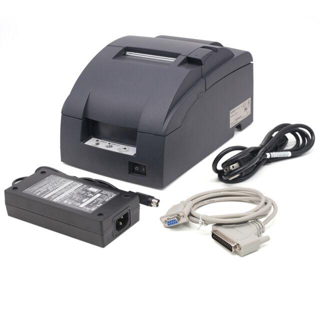 Same Day Shipping EPSON TM-U220B Ethernet Interface Restaurant Kitchen Printers