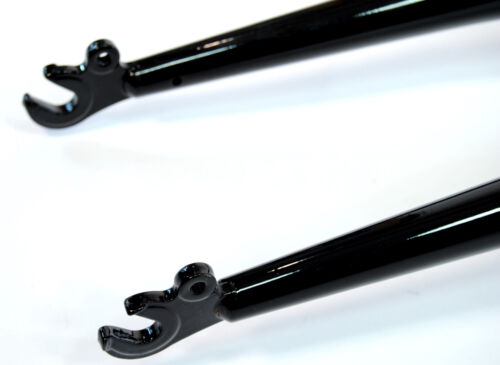 "THREADED 1/"" BICYCLE CroMo FORK FOR 26/"" TIRES"