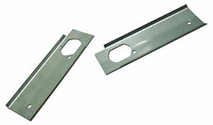 Exterior Door Handle Brace Set : VF/VG Hardtop + VE-VG 4-door Chrysler Valiant