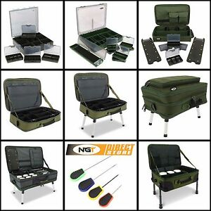 564 Wallet Tackle Box NGT COMPLETE CARP RIG SYSTEM