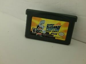 DANNY PHANTOM URBAN JUNGLE GameBoy Advance Cartridge Only Cleaned &Tested A9