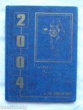 2004 SAN YSIDRO HIGH SCHOOL YEARBOOK, SAN DIEGO, CALIFORNIA  CATALYST