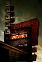 Vacancy (2007) Original Movie Poster - Rolled - Double-sided