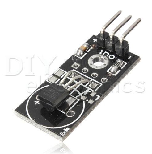 NEW DS18B20 Temperature Sensitive Module Thermometer Waterproof Probe 1//2m BBC