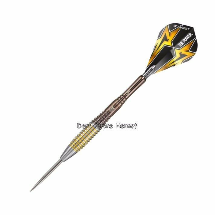 200900 PHIL TAYLOR Steeldarts Power 9Five GENERATION 3, 22/24/26 g