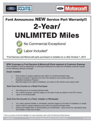 E-350 F-350 F-250 NEW OEM Ford Super Duty 7.3L Diesel Complete Oil Pan Kit