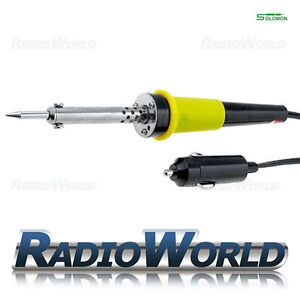 12V-Volt-DC-40W-Car-Electric-Solder-Soldering-Iron-for-Cigarette-Lighter-Socket