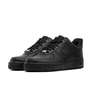 nike air force 1 uomo nero