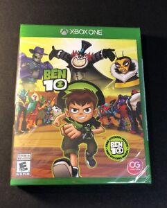 Ben 10 Xbox One New 819338020051 Ebay