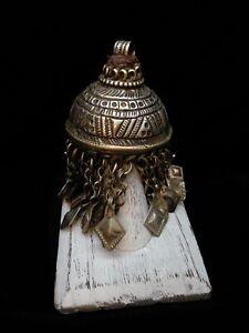 Vintage-Kuchi-Tribal-Pendant-XL-Big-Ethnic-Adornment-3