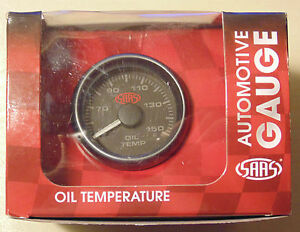 SAAS-52mm-Oil-Temperature-Gauge-for-4WD-Nissan-Toyota-Ford-Honda-Subaru-Holden
