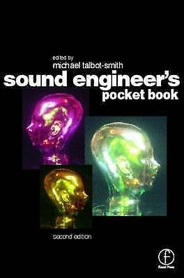 1 of 1 - Sound Engineer's Pocket Book, Second Edition-ExLibrary