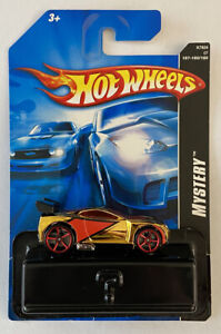 2007 HOTWHEELS MISTERO AUTO POWER Rage 5/24 MOLTO RARA!