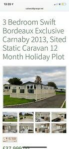 static-caravan-for-sale-sited-In-Gloucestershire