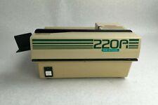 220a 220 072220 Zip Strip Inc Model 120 Paper Document Adhesive Strip Machine