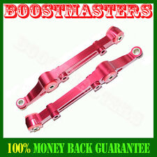 Front Lower Control Arms 92-95Civic/93-97Civic del Sol/94-01Acura Integra Red