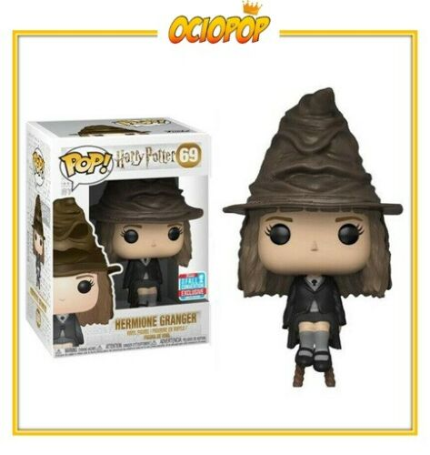 Funko Pop Hermione Granger 2018 Fall Convention Exclusive Harry Potter