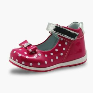 f718983f26 Image is loading Bowtie-Princess-Girls-Sandals-with-Arch-Support-Orthopedic-
