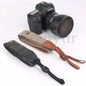 Adjustable Single Shoulder Neck Strap Belt Sling For SLR DSLR Canon Sony Camera