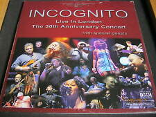 Live in London: The 30th Anniversary Concert by Incognito 2 Lp`s 180gr. New