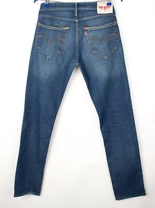 Levi's Strauss & Co Hommes 795 Slim Jeans Jambe Droite Taille W30 L32 AVZ917